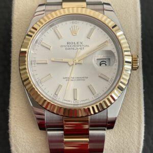 Rolex Datejust 41 Stahlgold