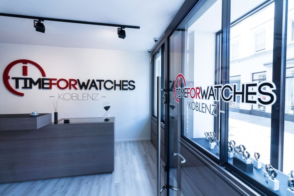 Time For Watches Koblenz Showroom