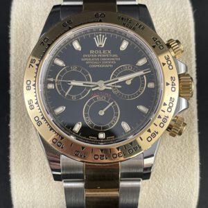 Rolex Daytona Stahlgold