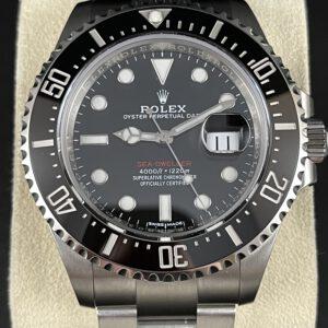 """Rolex Sea-Dweller 43 """"Red"""" MK1"""