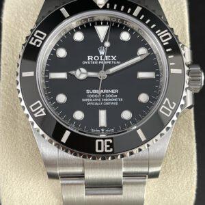 Rolex Submariner 41 No-Date