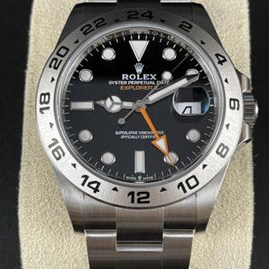Rolex Explorer II, neues Modell