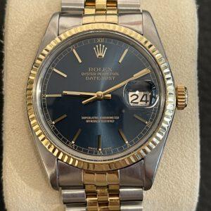 Rolex Datejust 36 Stahlgold