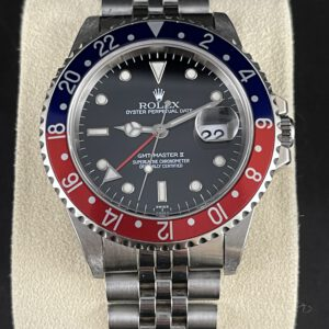 "Rolex GMT Master II ""Swiss Only"""