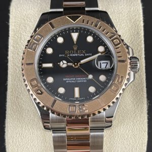 Rolex Yachtmaster 37 Stahlgold