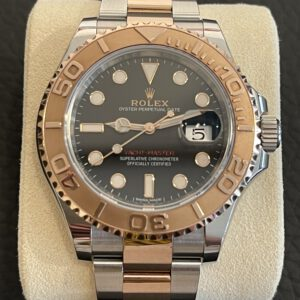 Rolex Yachtmaster 40 Stahlgold