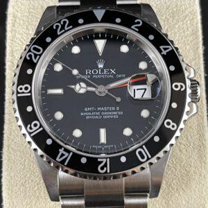 "Rolex GMT Master II ""Rectangular"""