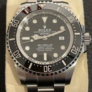 Rolex Sea Dweller Deepsea