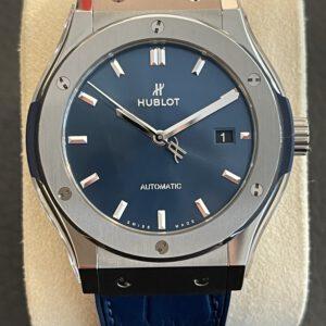 Hublot Classic Fusion Blue
